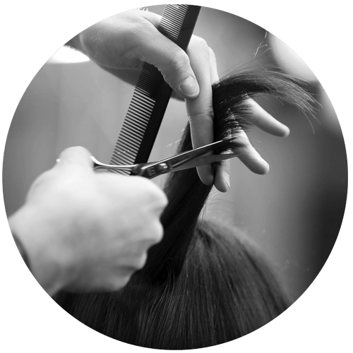 cosmetology insurance when using scissors